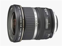 Canon 10-22mm EF-S f/3.5-4.5 USM - Condition 9.0