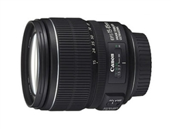 Rent the Canon 15-85mm EF-S f/3.5-5.6 IS USM