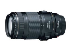 Rent Canon EF 70-300mm f/4-5.6 IS USM lens