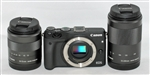 Canon EOS M3 Mirrorless Digital Camera