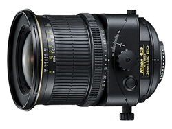 Nikon 24mm f/3.5D PC-E ED Tilt-Shift