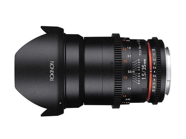 Rent Rokinon Cine Lens Best Lens For Dslr Video Lensgiant