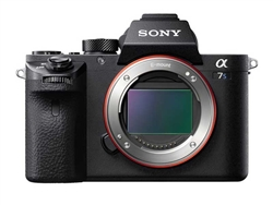 Rent Sony alpha a7SII video camera