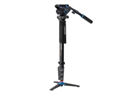 Benro Video Monopod with S6 Head