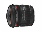 Rent the Canon EF 8-15mm f/4L Fisheye